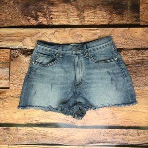 PINK Victoria Secret | cutoff denim shorts